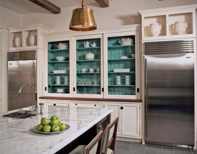 Modern Tudor - Sub-Zero and Wolf Kitchen Photo Gallery ...