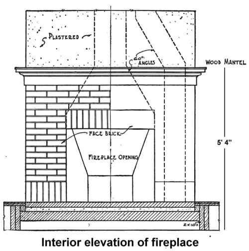 House elevation clean computer two elevation drafting free 2000