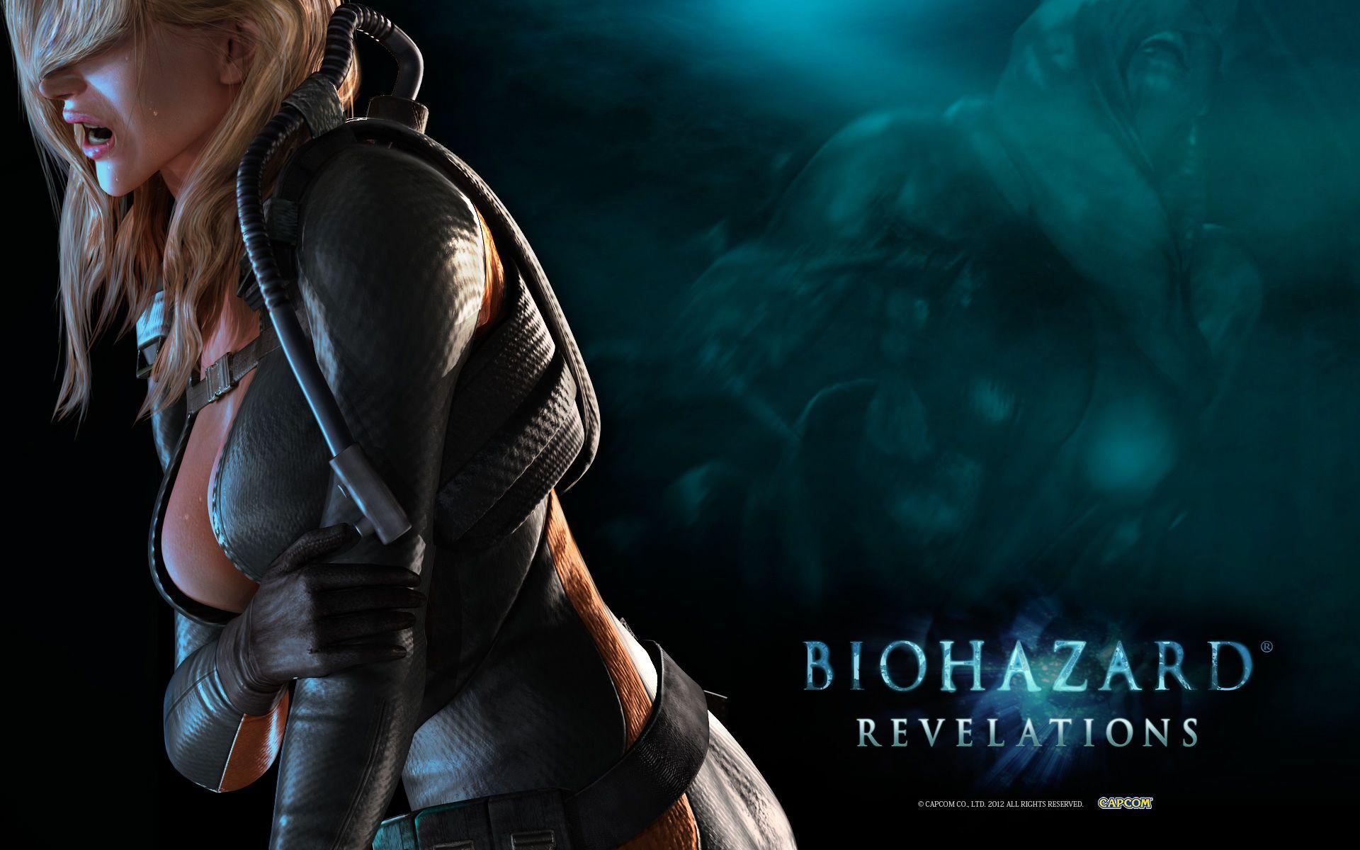 Hd wallpaper resident evil - Resident Evil Revelations Game 7