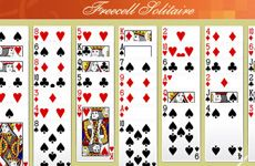 Freecell Solitaire With Images Solitaire Games