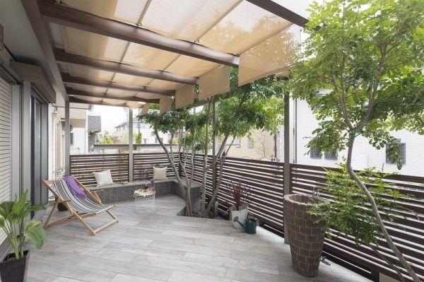 愛知県 大府市 で LIXIL +G プラスジー で造る リフォーム ガーデン リビング|愛知県|外構・エクステリア|ディーズガーデン