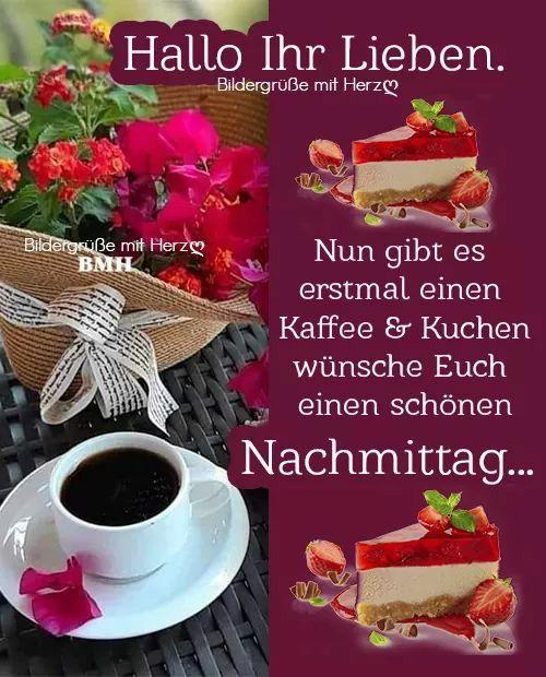 Pin Von Lara T Auf Nachmittag In 2020 Nachmittags Grusse Kaffee Und Kuchen Munchner Oktoberfest