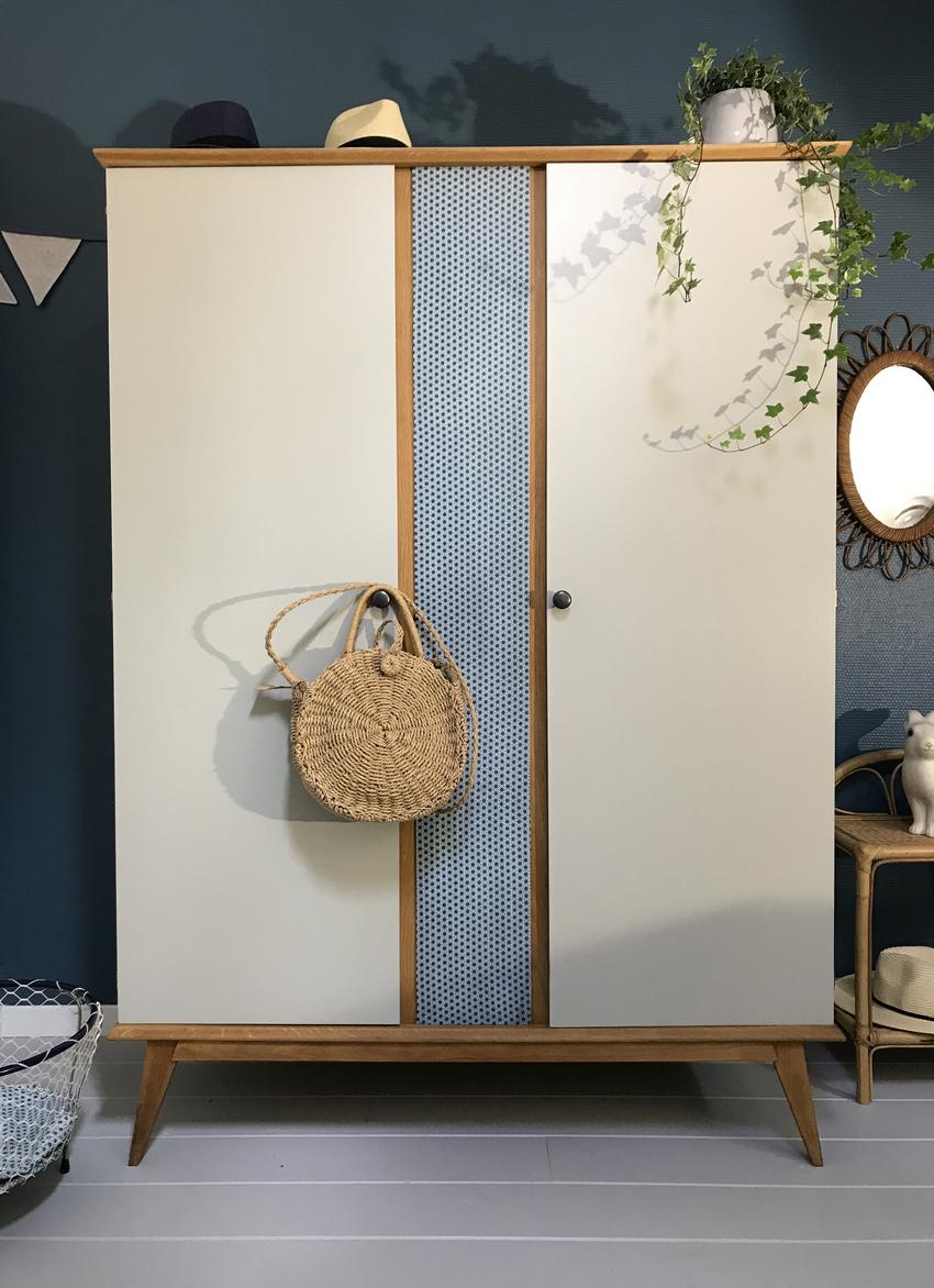 armoire scandinave noemie meubles