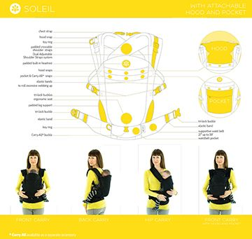 Beco Baby Carrier Beco Soleil Baby Carrier System I Wear This With