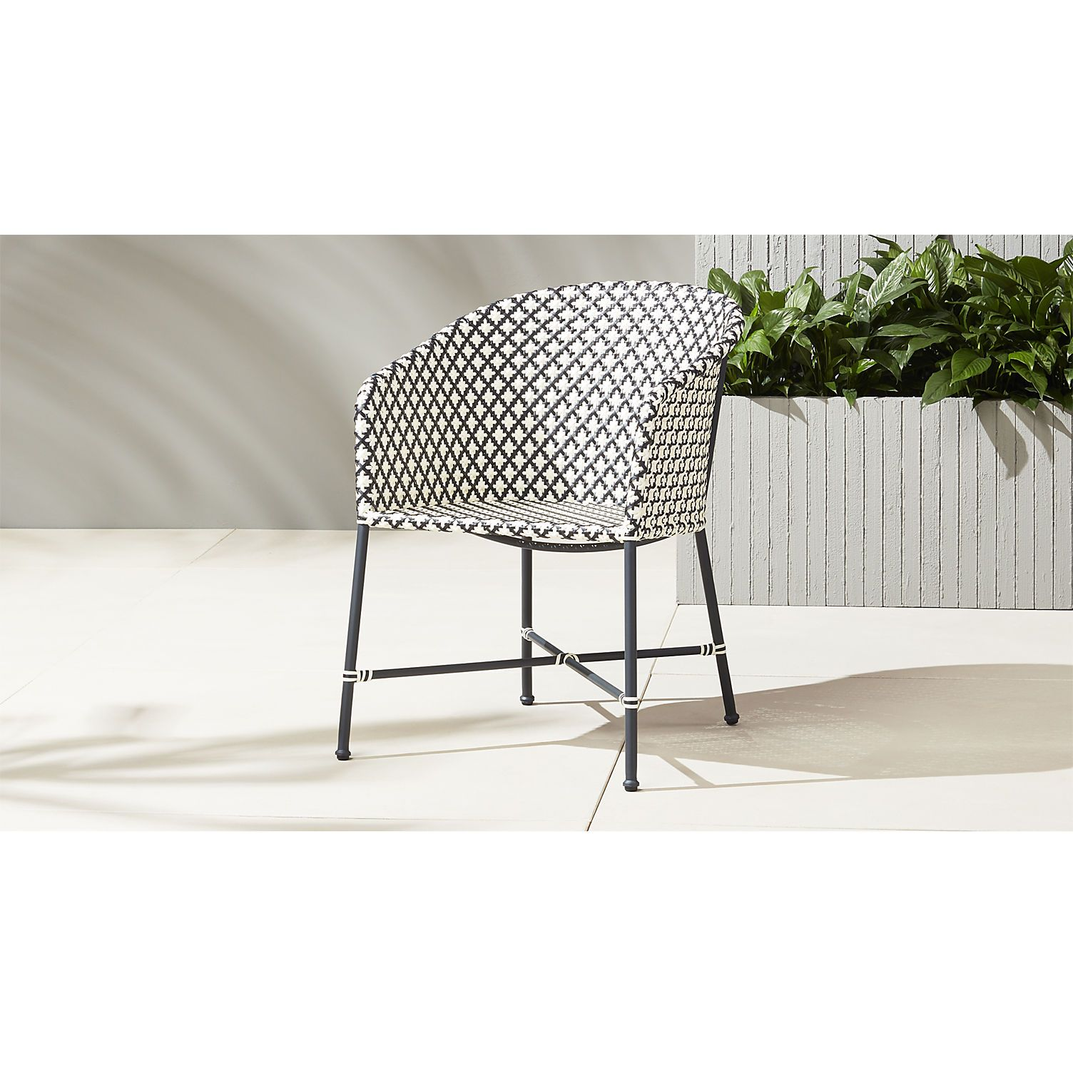 brava dining lounge grey wicker chair pinterest wicker chairs
