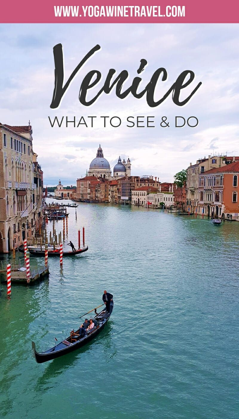 6 Places You Must Visit If You Only Have 2 Days In Venice