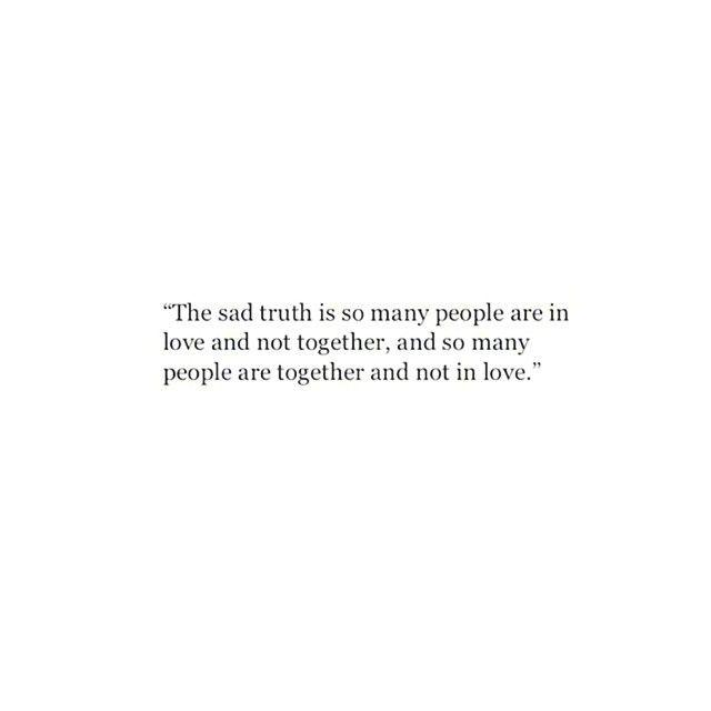 Love Sad Quotes Instagram