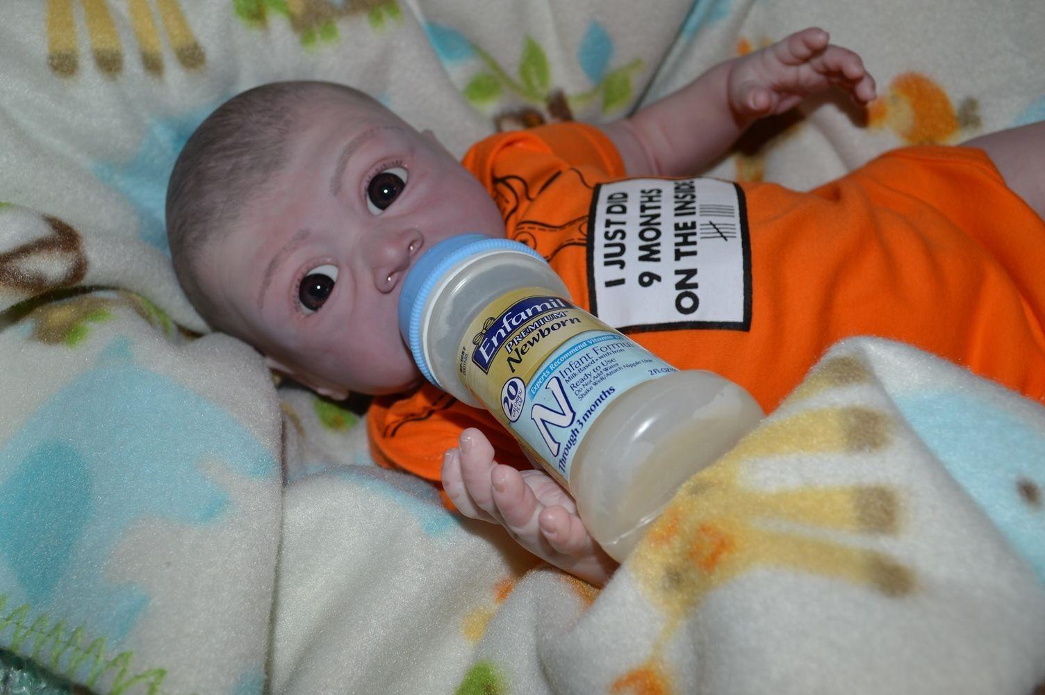 "Reborn  Baby  Ryan 19"" & 4 Lbs. ( 3 Day Auction ) https://t.co/l7KiN6CYY2 https://t.co/LmX41qKk6O"