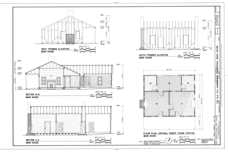 Image Result For Plan Elevation Section Of Residential Building Residential Building Building Residential