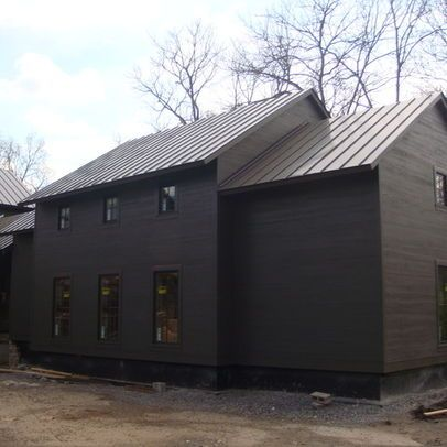 Modern Farmhouse Modern Farmhouse Facade House Modern Barn House