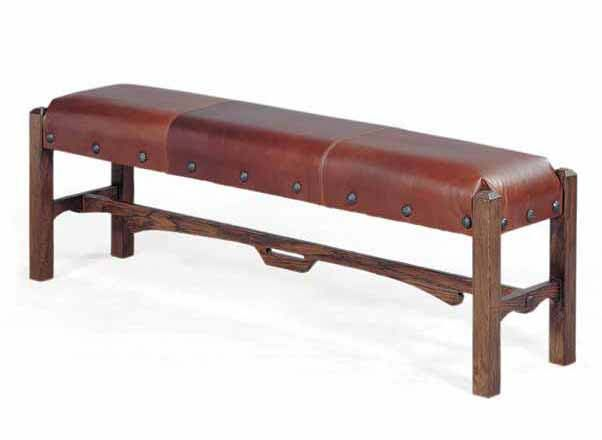 Western Dining Bench Benches