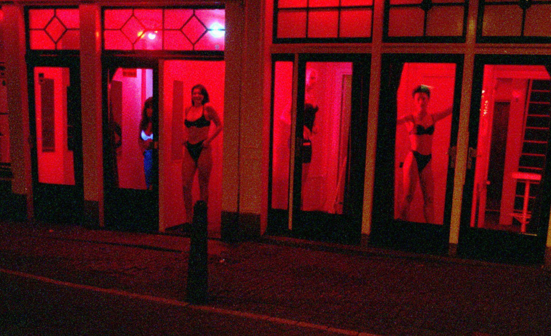 SEX ESCORT in Rotterdam