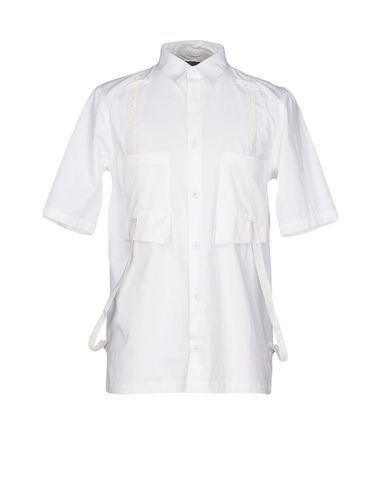 ALEXANDRE PLOKHOV Men's Shirt White 38 suit