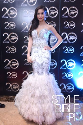 Kim Chiu @ Star Magic Ball 2012 #philippines #manila | Klassy ...