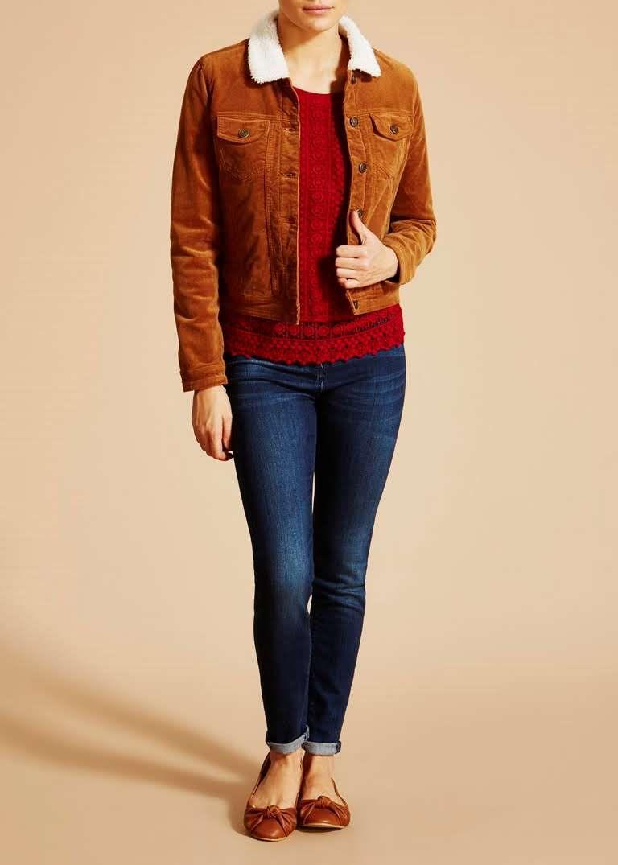 84d43d016 Falmer Cord Jacket View 3 | Jackets | Jackets, Pants, Skinny jeans
