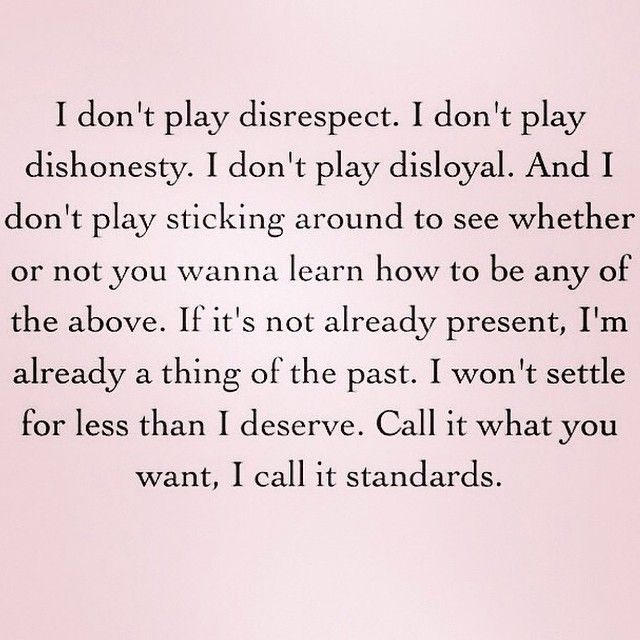 Quotes About Being Disrespected By Others