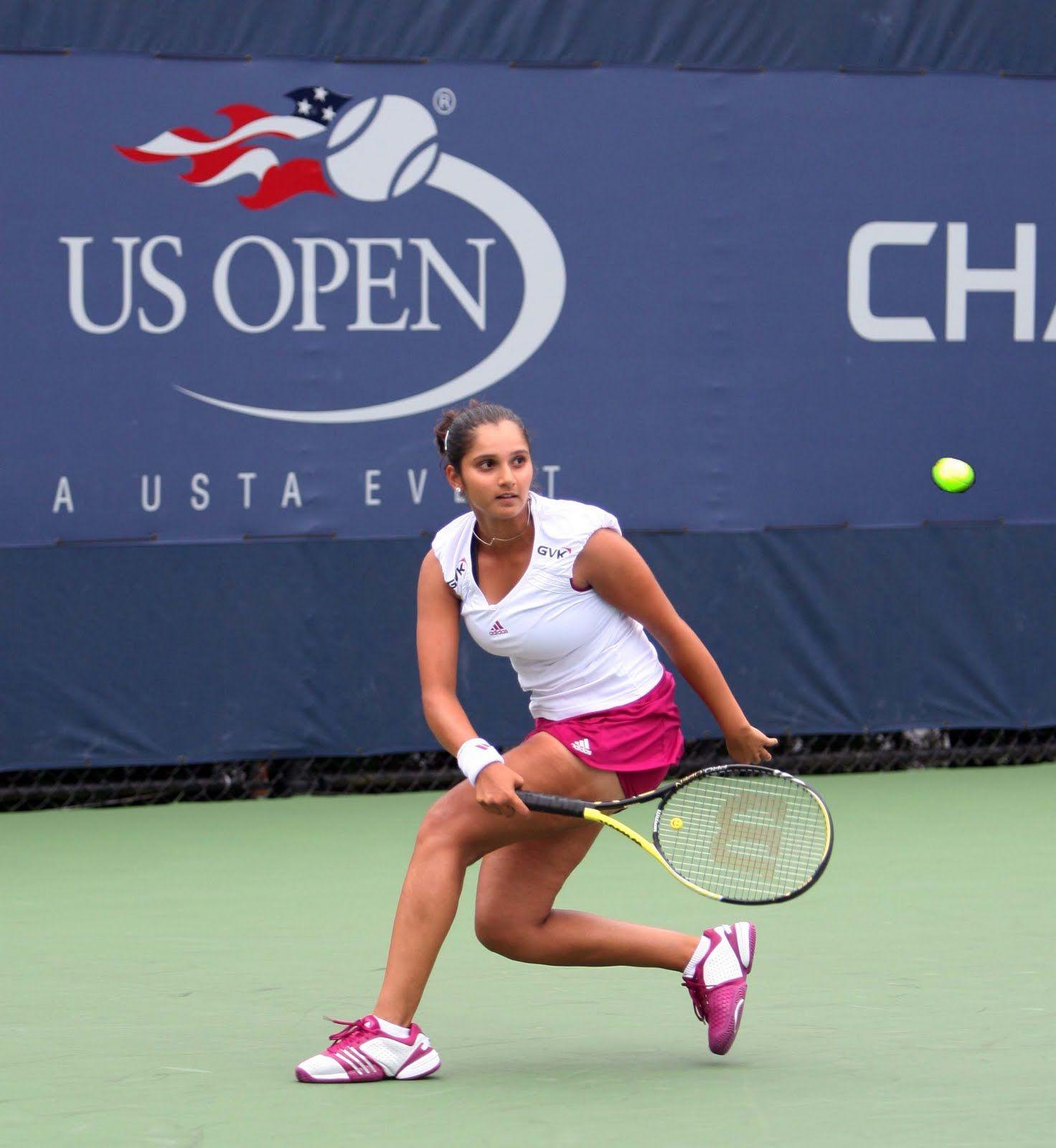 Mirza tennis sania