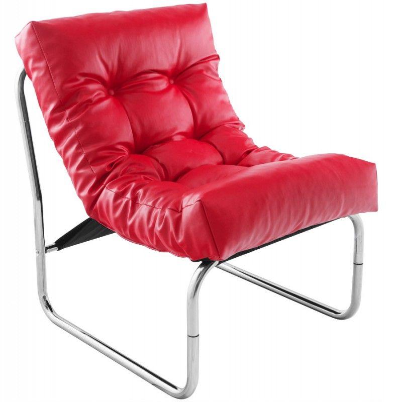 BOSTON fotel- piros Perfect Design webshop - trendi, modern, elegáns desgin bútor - lámpa - kiegészítő