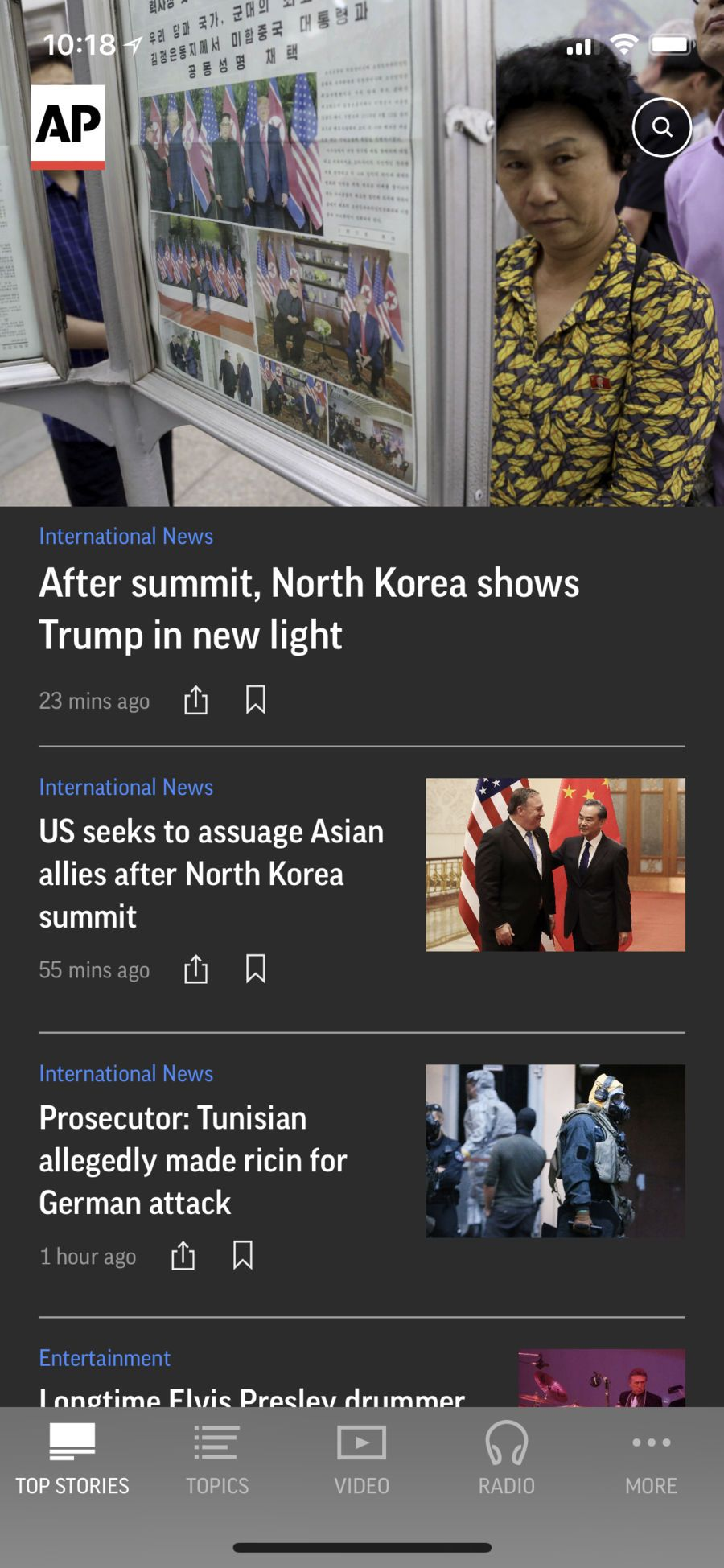 AP News appsappappstoreios App, Iphone games, News