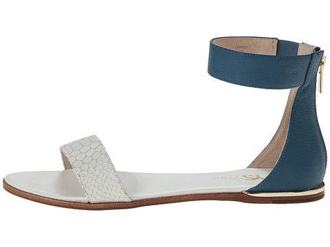 c140b73c215d6 Yosi Samra Cambelle 3D Croco Leather Sandal Sienna/Sugar Melon ...