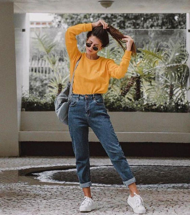Un Clásico Por Excelencia… Este Jeans No Te Puede Faltar