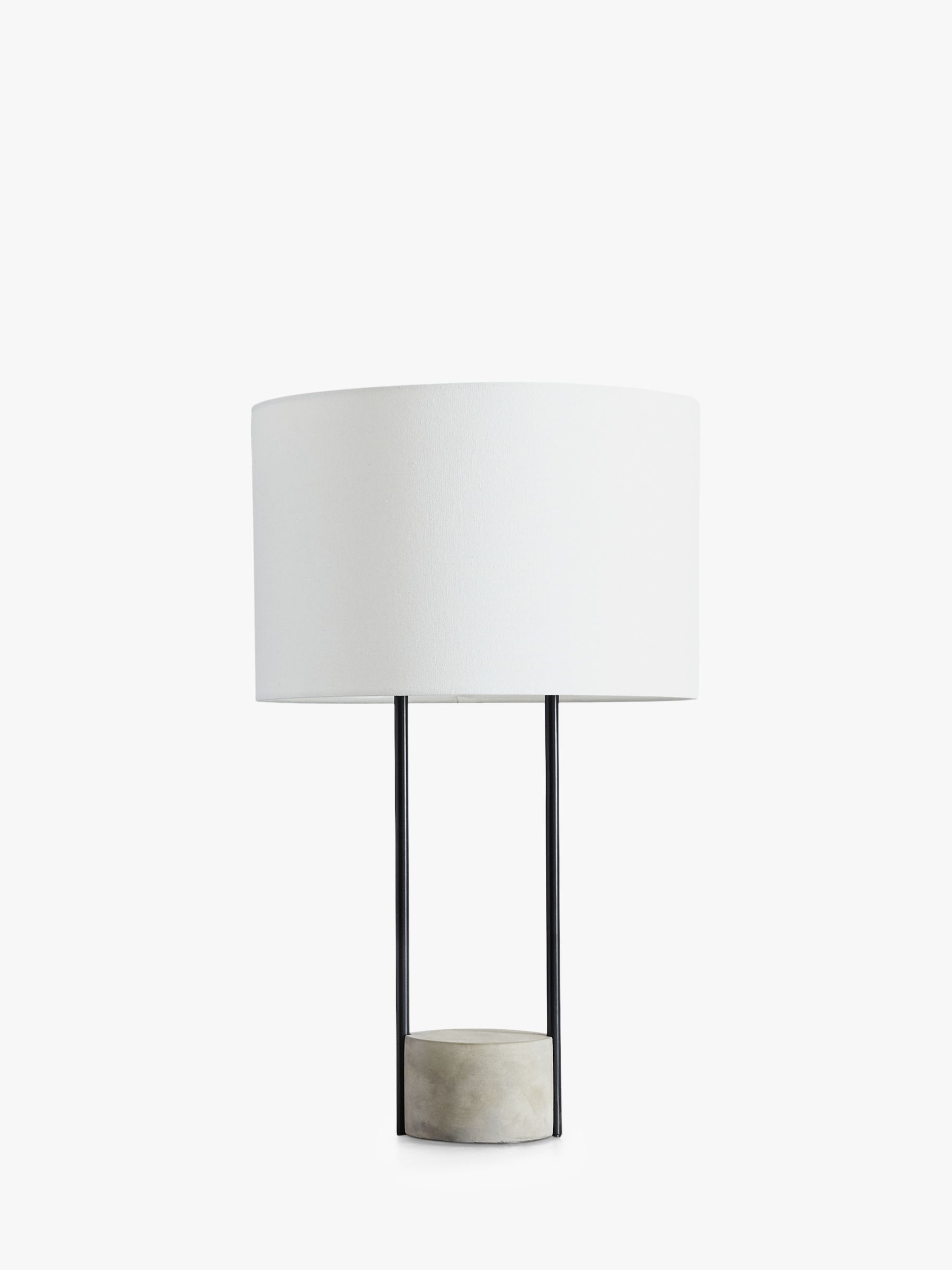 West Elm Industrial Outline Table Lamp Bronze Table Lamp West