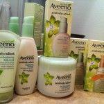 Estoy encantada con esta linea de productos Aveeno Positively Radiant. Puedes ganarlos en mi blog. #SeRadiante