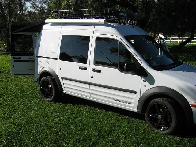 Ford Transit Connect Camper Ford Transit Ford Transit Connect