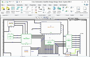 Make your schematic designs as easily as possible with Creo ...