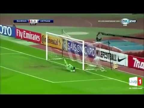 U19  Bahrain 0 - 1 U19  Việt Nam