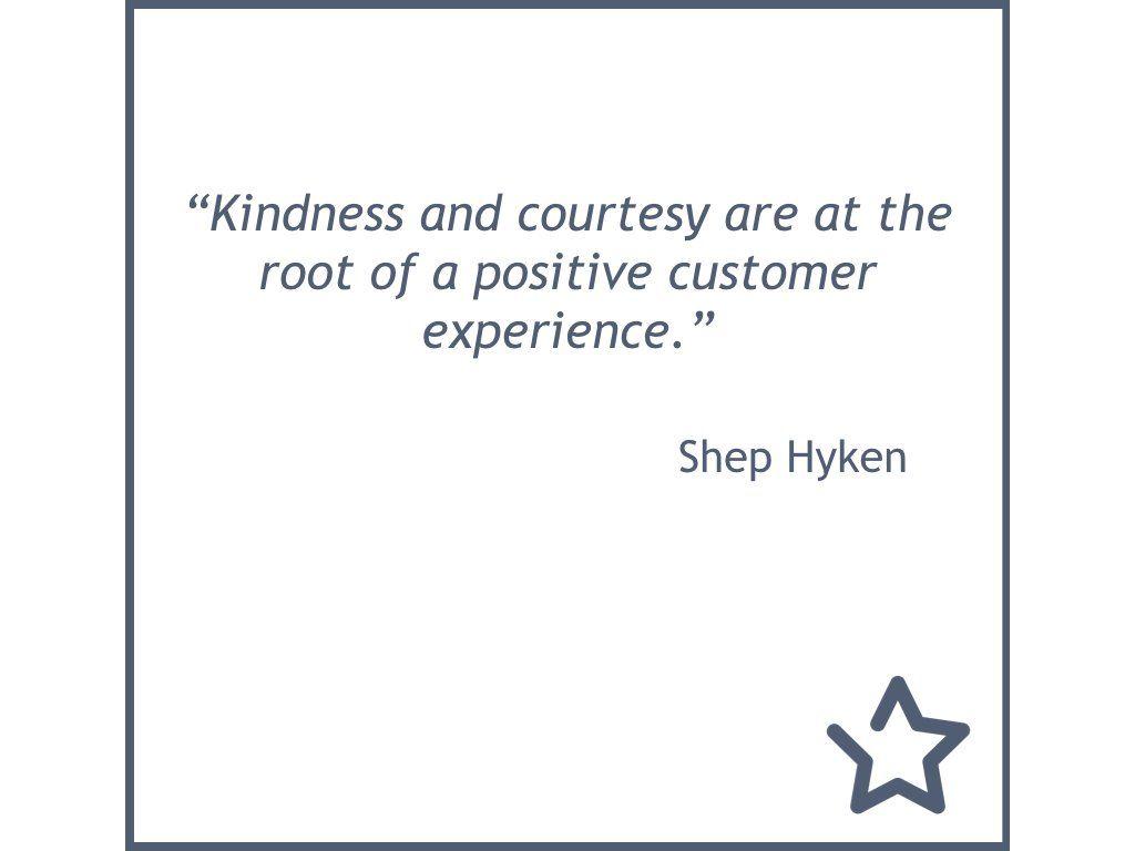 Customer Service Quote Pinshep Hyken On Business And Customer Service Quotes