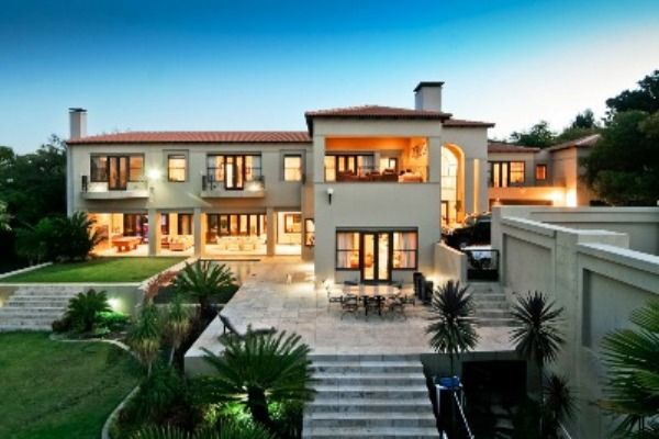 MAGNIFICENT SOUTH AFRICAN HOME WITH A VIEW | LUXURY HOMES