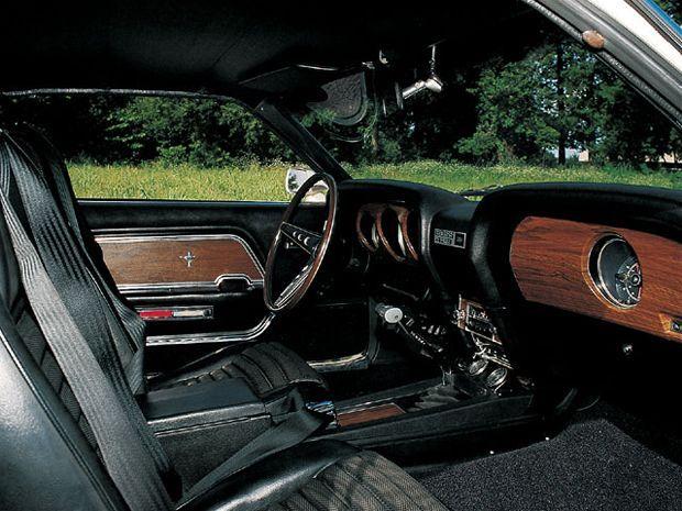 View Mump 0106 04 Z 1969 Ford Mustang Boss 429 Interior Photo