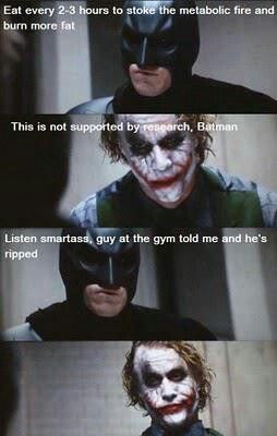 Gym Humor Joker Is My Hero Batman Jokes Funny