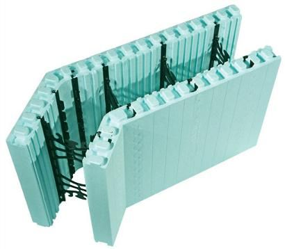 Nudura ICF (Insulated Concrete Forms) out Pinterest