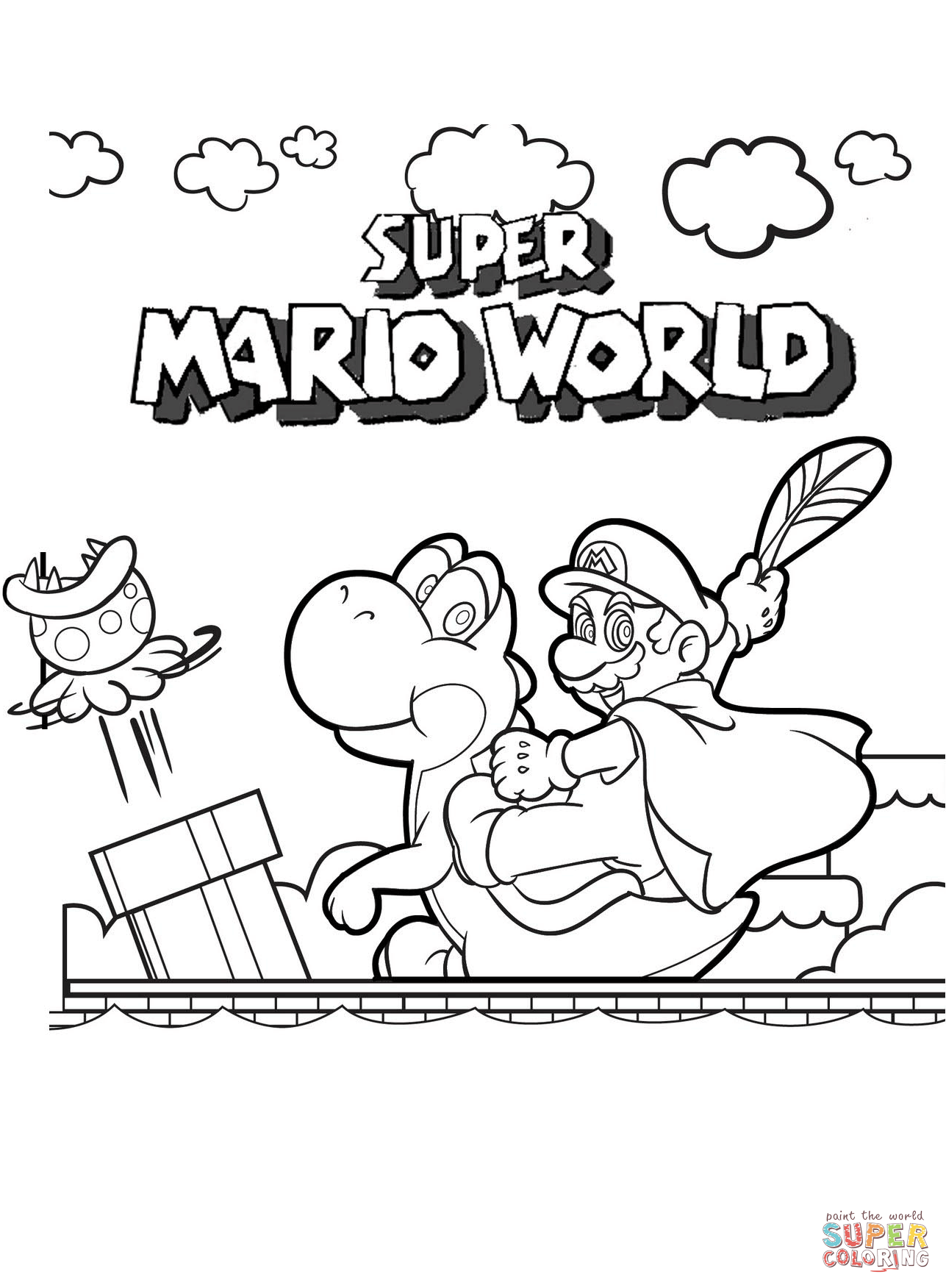 Manual New Super Mario Bros Wii