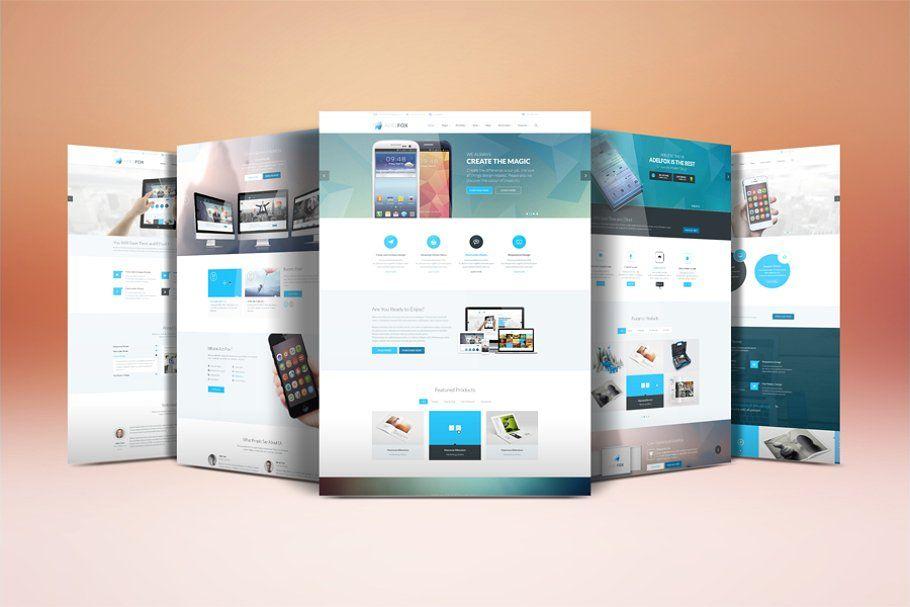 Website Display Mockup Graphic By R Graphicsdesign Creative Fabrica Website Mockup Website Mockup Psd Display Mockup
