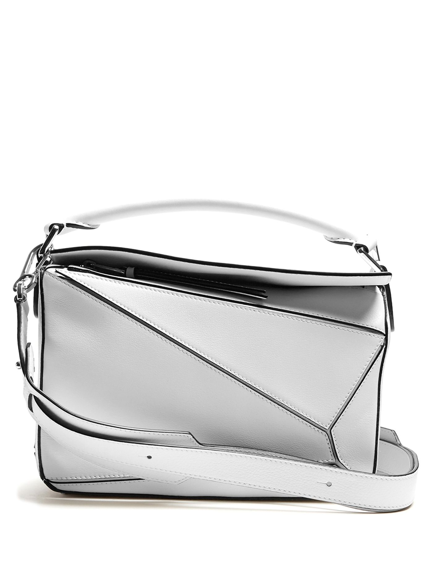 Puzzle small leather cross-body bag | Loewe | MATCHESFASHION.COM UK