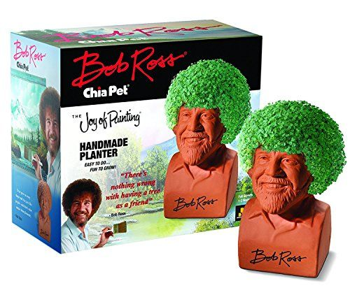 Best Cat Toys Chia Pet Bob Ross You Can Find Out More