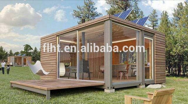Hausanbau Modern source 20ft container house luxury in mexico for living house on m