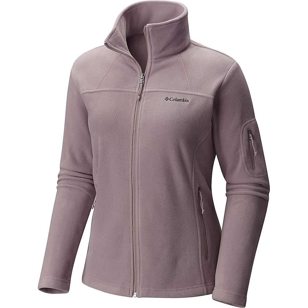 Columbia womenus fast trek ii full zip fleece jacket products