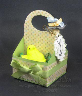 Cardstock box