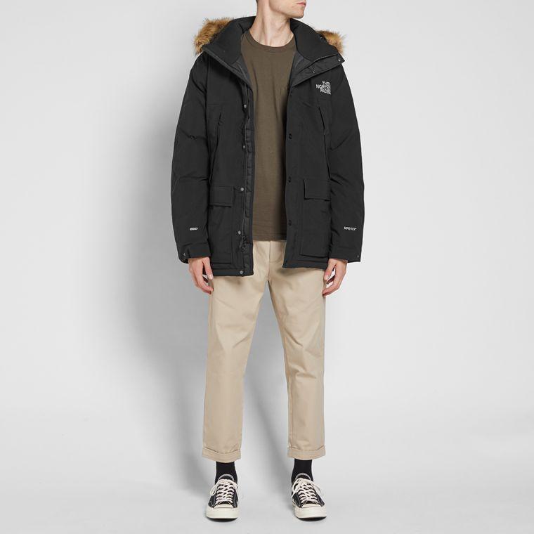 ca999f6fd The North Face Mountain Murdo GTX Jacket (Black) | END. | Modern ...