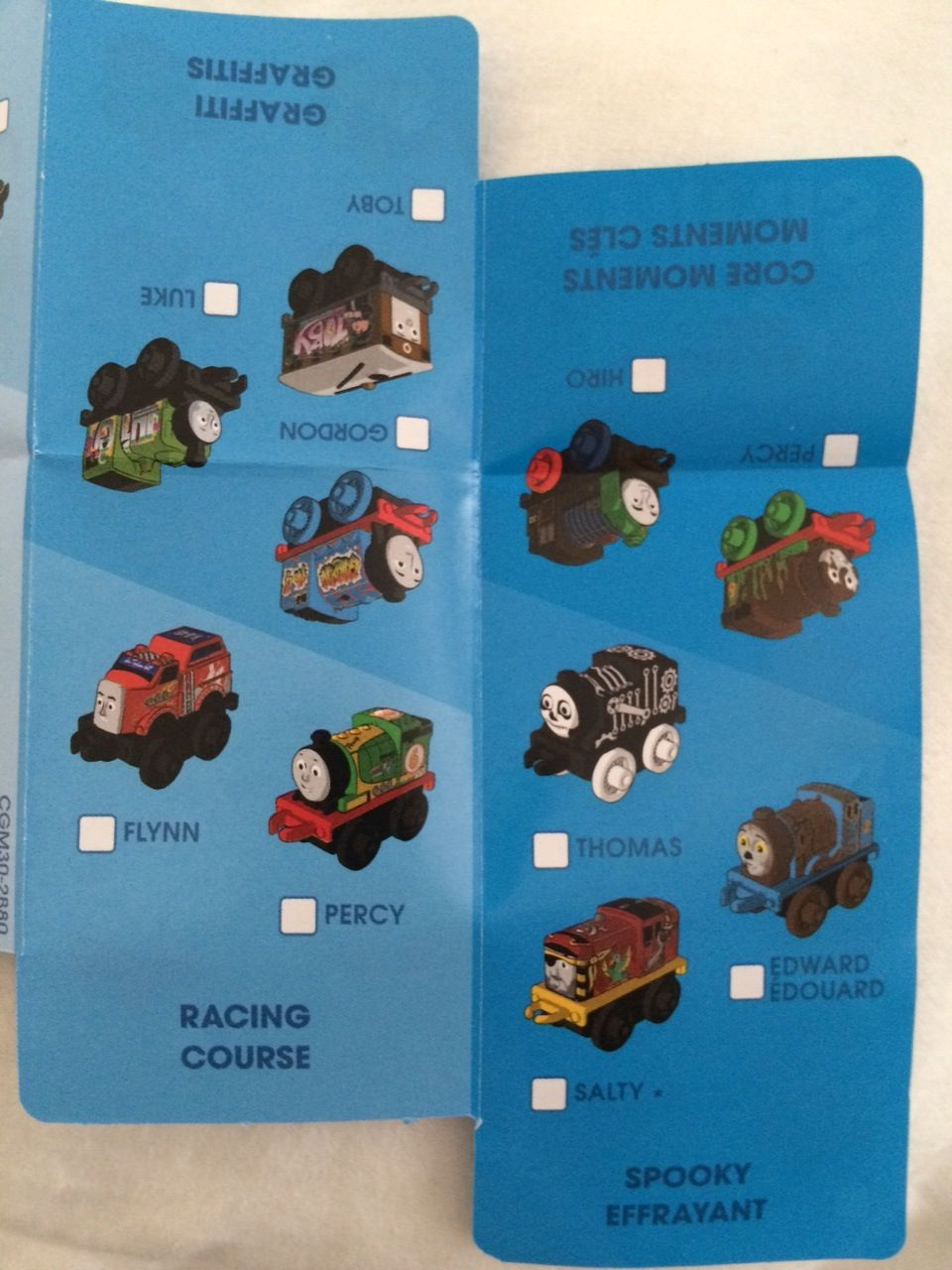 Collector S Checklist 2016 Thomas Amp Friends Pinterest