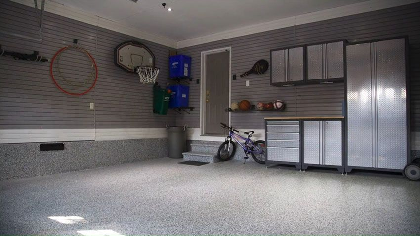 Garage Makeover Ideas Before And After Pictures Renovation De