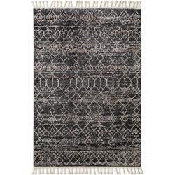 Photo of benuta Trends Kurzflor Teppich Bela Dunkelgrau 80×150 cm – Moderner Teppich für Wohnzimmer