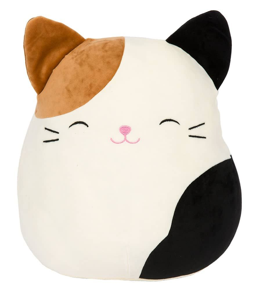 20 Cam Brown Black Cat Squishmallows Black Cat Pillow Pals Cat Nap