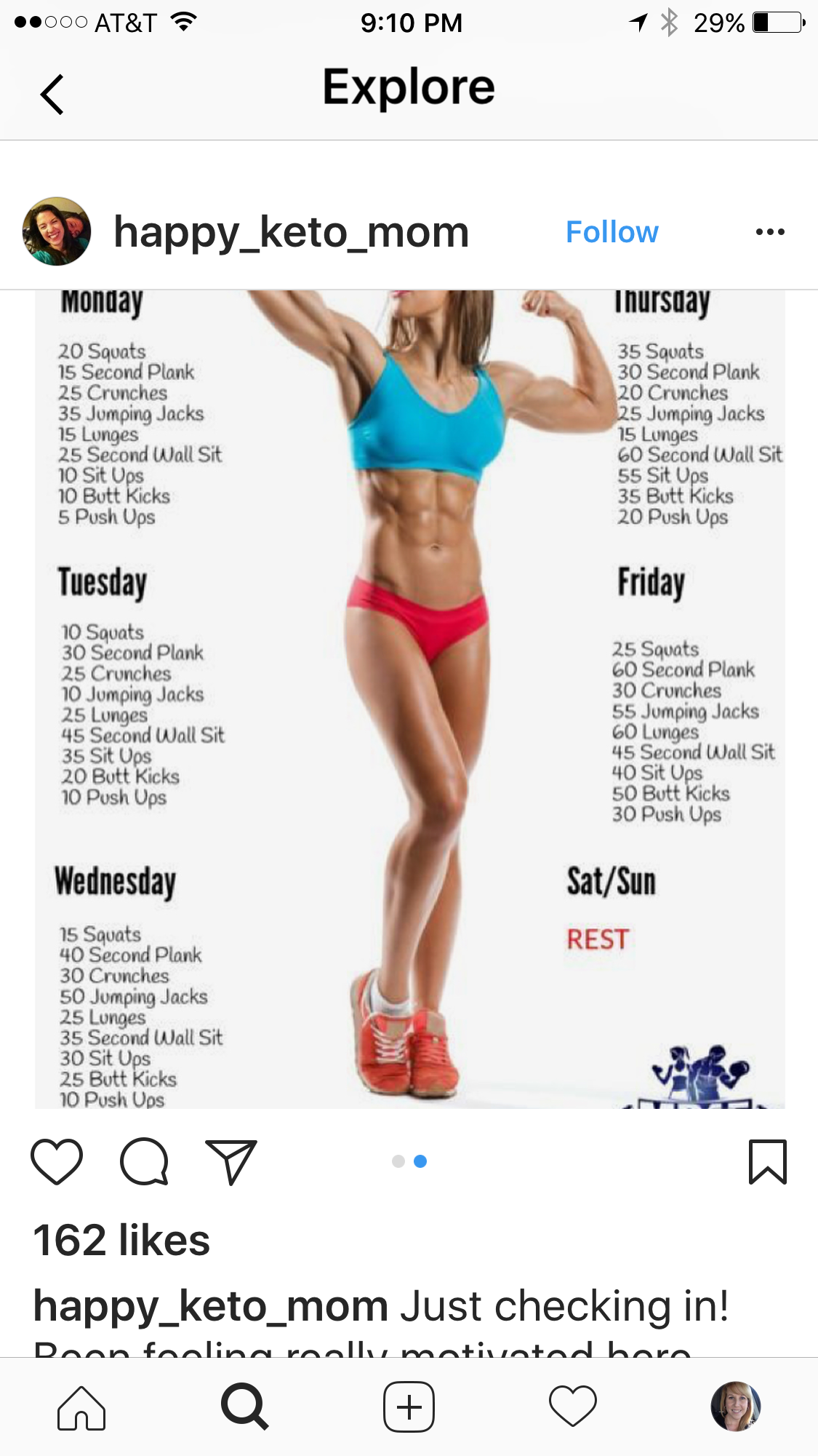 3a294880f8 Pin by Christy Angliss on Health & Fitness   Fitness, Health fitness ...