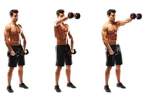The 16 Best Shoulder Exercises To Destroy Your Delts And ...