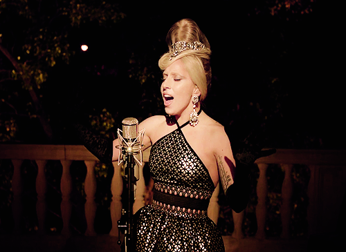 Gaga and jazz... can't go wrong